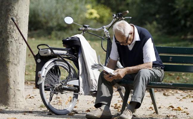 Los cántabros quieren jubilarse pronto