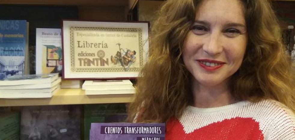 Nuria San Millán trae sus 'Cuentos transformadores merachos'