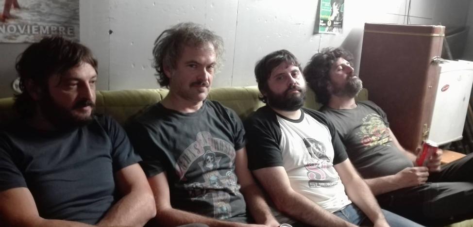 Royal Podencos presenta este viernes su nuevo disco