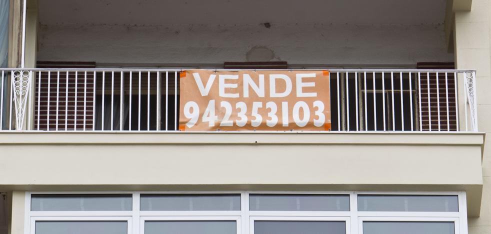 El precio de la vivienda en Cantabria sube un 4,6%
