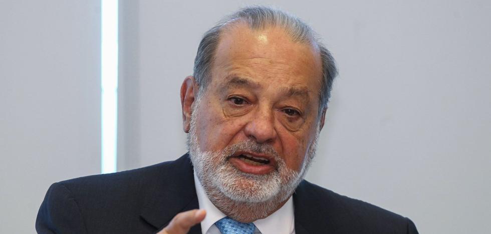 Un juez cita a declarar al magnate Carlos Slim en una demanda de despido en Cantabria
