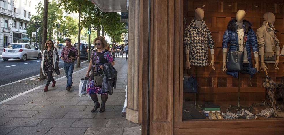 El pequeño comercio acaba un año «malo» y se enfrenta «preocupado» a 2018