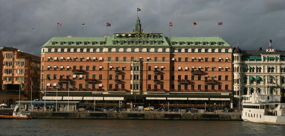 El hotel de los Nobel
