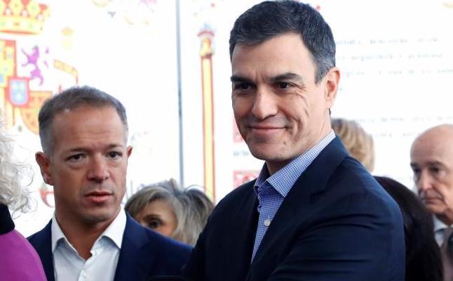Sánchez reivindica a Iceta como el voto para «superar los bloques»