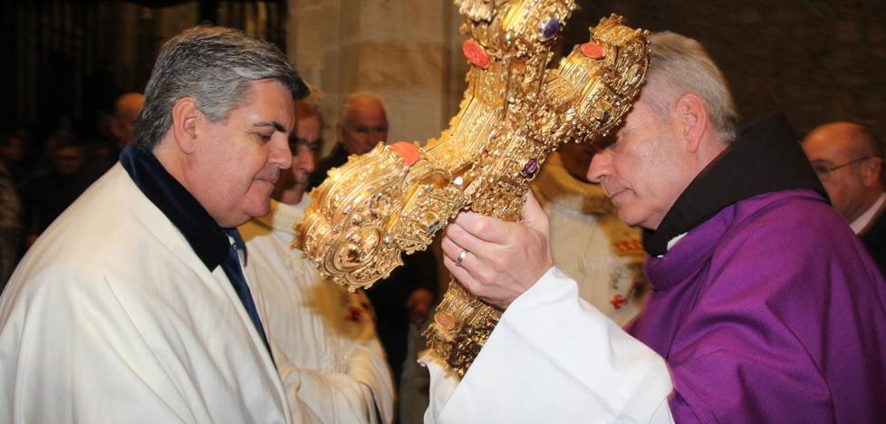 El príncipe de Portugal visita Santo Toribio