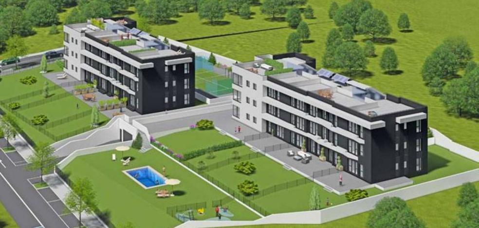 Un proyecto para edificar 34 pisos capta inversores desde sólo 50 euros