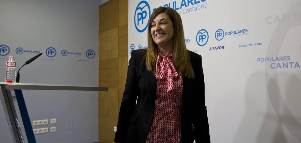 Buruaga: «Íñigo De la Serna y yo somos peones del proyecto colectivo del PP»