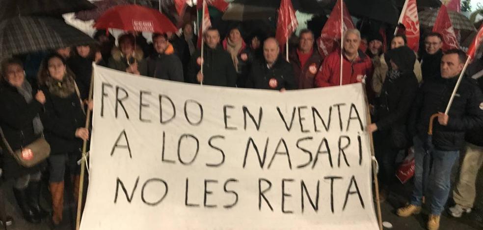 Los sindicatos exigen a los propietarios de Conservas Fredo que «se echen a un lado» y «no frenen su venta»