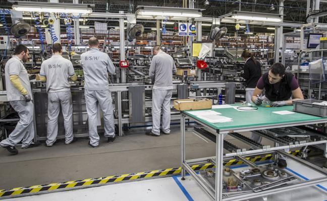 La economía de Cantabria crece un 2,5% hasta septiembre apoyada en el avance industrial