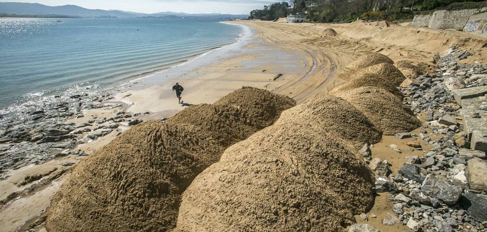 Tragsa se hará cargo de la construcción de los diques de La Magdalena tras renunciar la adjudicataria