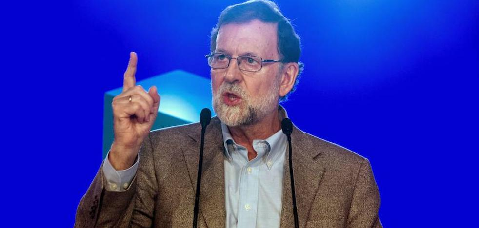 Rajoy defiende a los acusados del borrado de ordenadores: «Actuaron de forma habitual»