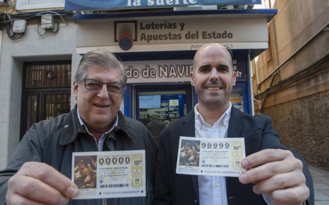Las numéricas historias del lotero