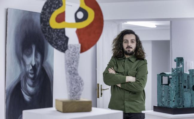 Nace un nuevo espacio expositivo en Santander como plataforma para los jóvenes creadores