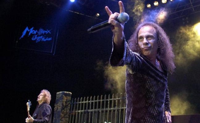 El holograma de Ronnie James Dio llega el viernes a Escenario Santander