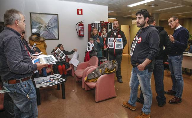 Principio de acuerdo para evitar la huelga en la cocina y las cafeterías de Sierrallana