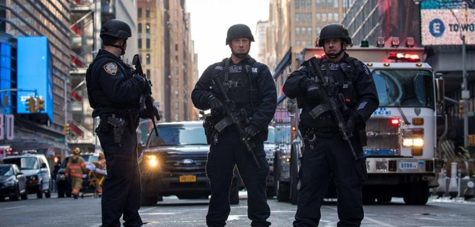 El terrorista de Nueva York publicó un mensaje burlándose de Trump antes del ataque