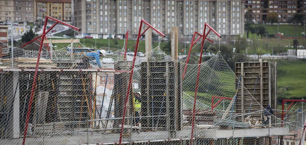 Los constructores cántabros esperan que 2018 sea «el año de la recuperación»