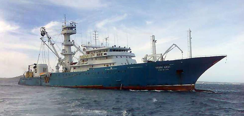 España suaviza el recorte de la cuota de merluza sur en 2018 a un 12%