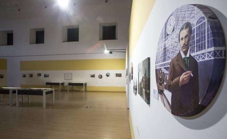 La exposición 'El Viaje y el Escritor'
