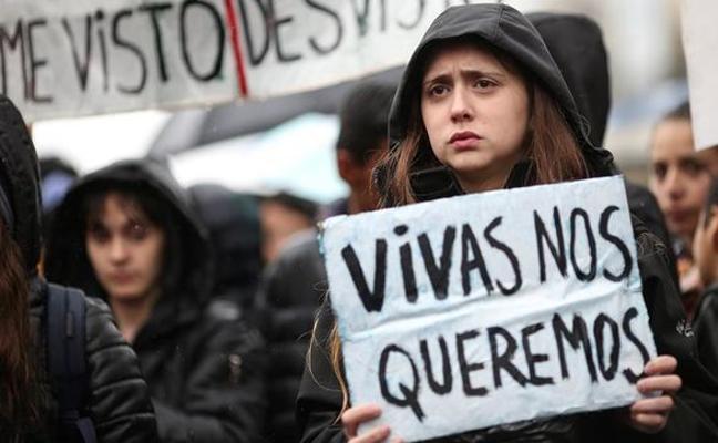 'Feminismo', la palabra del año en EE UU
