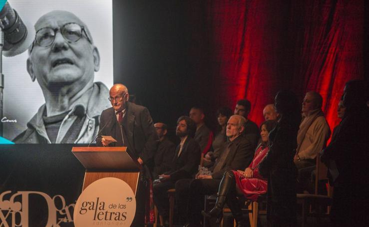 III Gala de las Letras de Cantabria