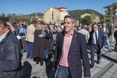 Zuloaga: «El PSOE nunca ha acosado a Salvador Blanco»