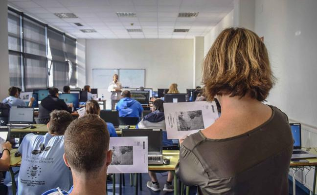 Treinta alumnos de la Escuela Taller de Piélagos pasan a la práctica en obra real