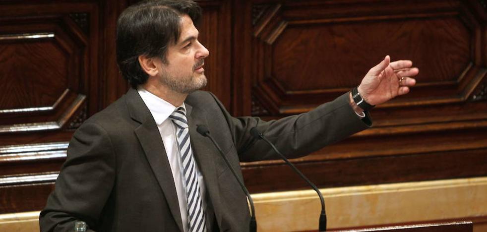 Oriol Pujol irá a juicio al rechazar la Audiencia su pacto con Fiscalía
