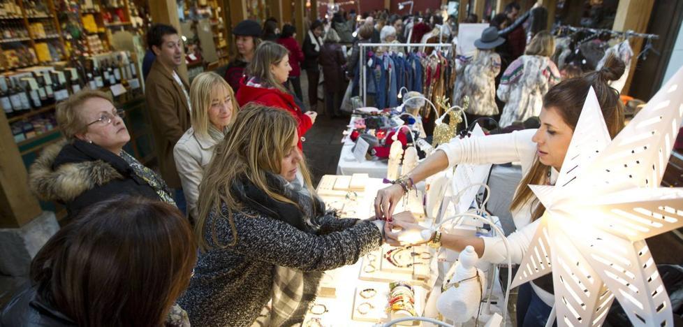 Los comerciantes cántabros encaran con «buenas expectativas» la campaña de Navidad