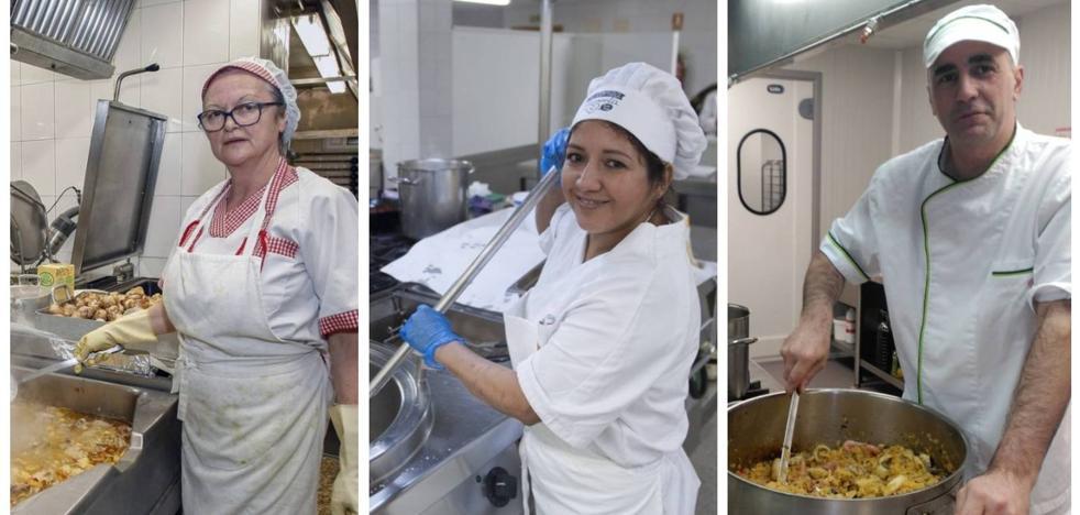 Cocineros anónimos