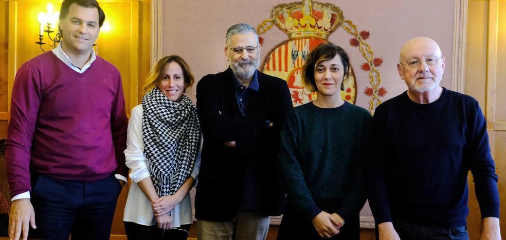 Veintisiete creativos optan a diseñar la imagen de Santander