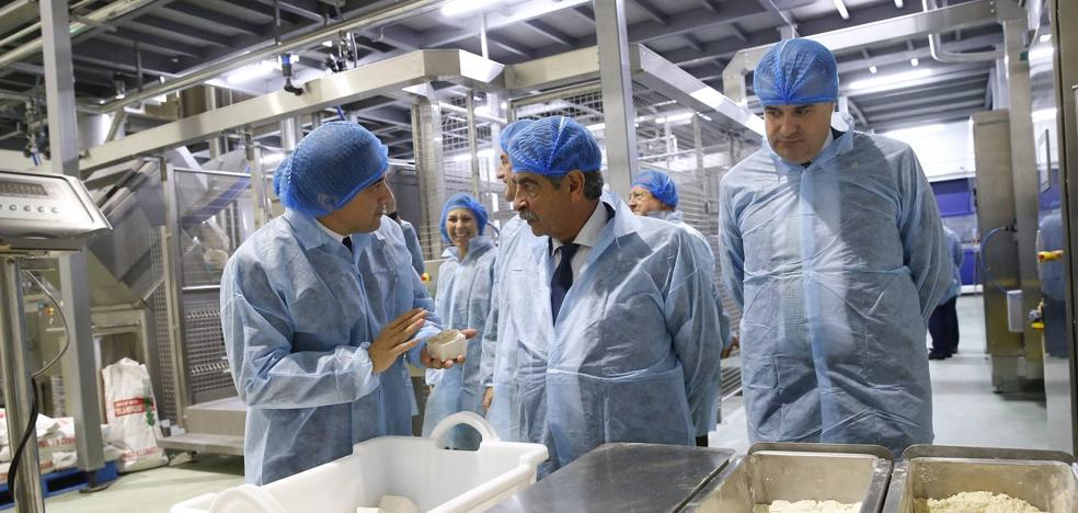 Panusa invierte 11 millones en nuevo equipamiento y líneas de producción en Cantabria