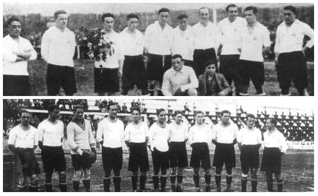 Racing y Real Unión, primos-hermanos