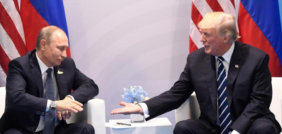 Trump acusa a Rusia de no estar ayudando con Corea del Norte