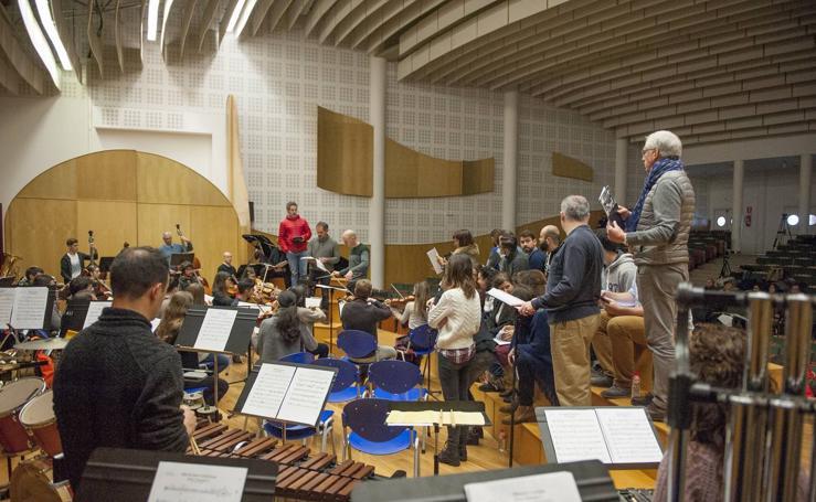 Cantabria prepara su primera Ópera