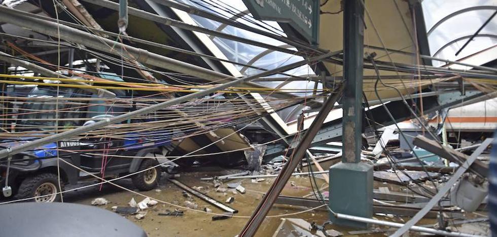 Accidentes ferroviarios con mayor número de fallecidos en EE UU