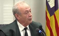 Se jubila José Castro, el juez que sentó a la infanta Cristina en el banquillo