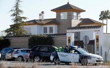 Muere un atracador sorprendido por la Guardia Civil en el robo a una vivienda en Sevilla