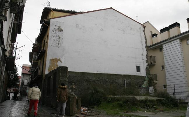 Laredo expropiará un edificio del casco histórico para construir viviendas sociales