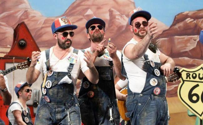 Nueve agrupaciones actuarán en el concurso de murgas de Santoña