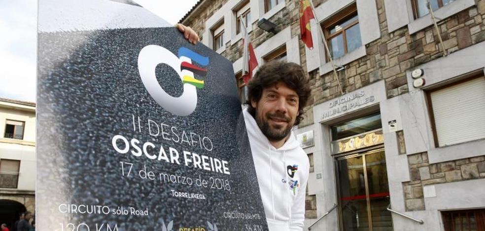 El Desafío Freire se consolida en 2018 y espera reunir un millar de ciclistas