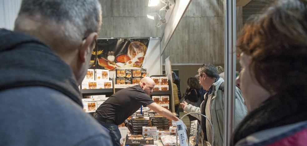 Los alimentos de Cantabria recorrieron casi 50 ferias