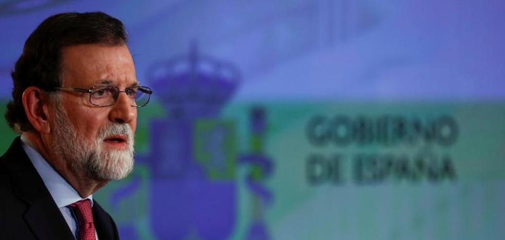 Rajoy se pone como prioridad aprobar los Presupuestos de 2018