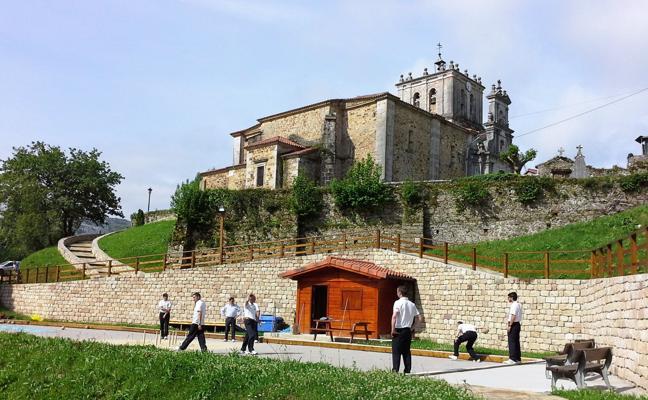 Los vecinos de La Cárcoba se proponen recuperar su nombre original, Miera