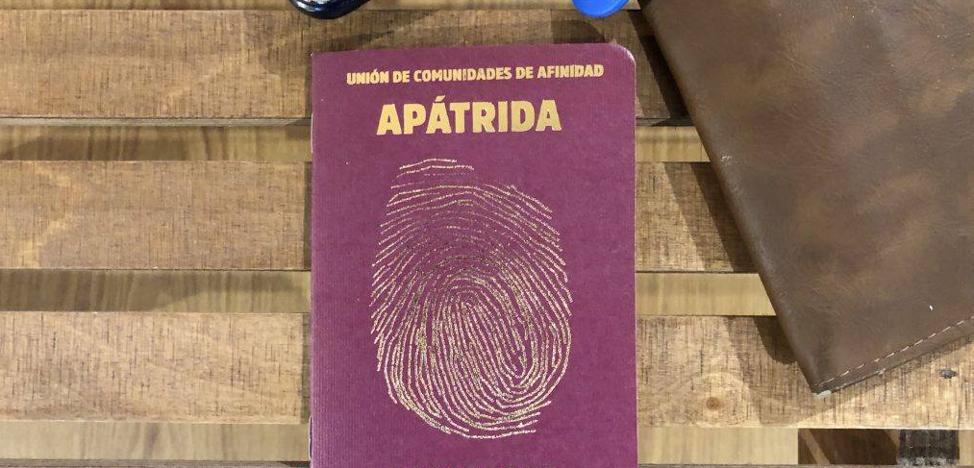El pasaporte apátrida, una declaración de principos
