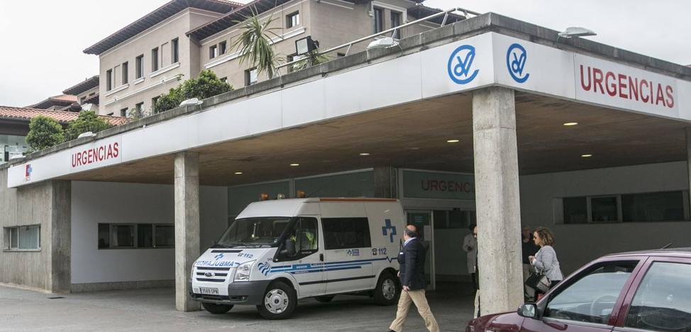 Urgencias de Valdecilla se satura tras recibir en un día más de 450 pacientes