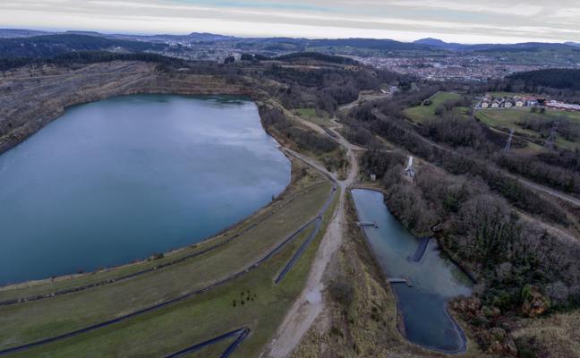 Un asunto ajeno a la inundación de la mina de Reocín