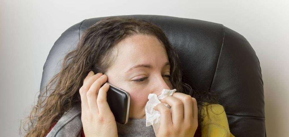 Cantabria es la cuarta comunidad de España con más casos de gripe