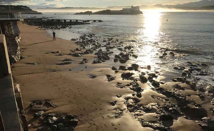Las fuertes mareas vuelven a cebarse con La Magdalena
