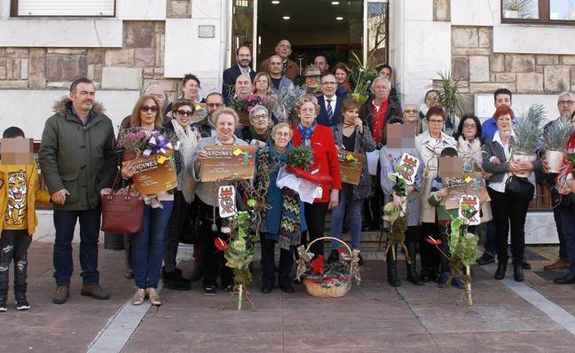 Torrelavega premia a los mejores jardines en terrazas y balcones